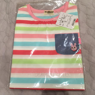 ミキハウス(mikihouse)の新品未開封 ミキハウス Tシャツ 100(Tシャツ/カットソー)