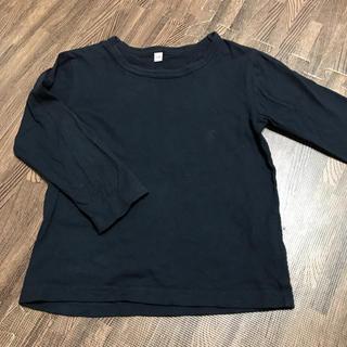 ムジルシリョウヒン(MUJI (無印良品))の無印良品 ロンT 110(Tシャツ/カットソー)