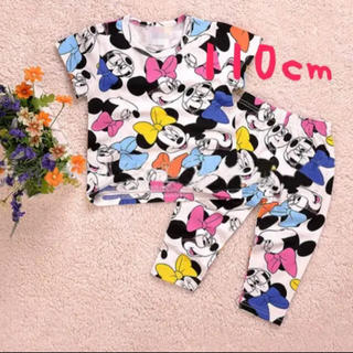 ディズニー(Disney)のミニー110センチパジャマ♡(パジャマ)