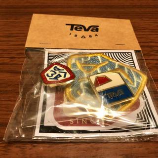 テバ(Teva)のTeva グッズ(ピンバッチ、ワッペン、ステッカー)(その他)