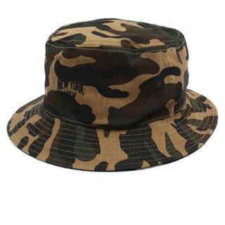 ウィゴー(WEGO)の迷彩 帽子 ★ バケット ハット(ハット)