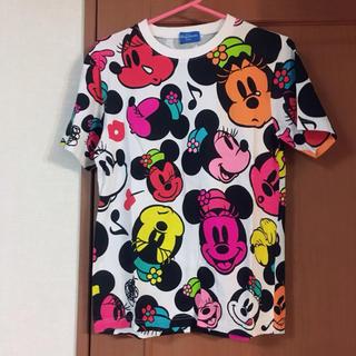 ディズニー(Disney)のディズニー Tシャツ ミニーマウス(Tシャツ(半袖/袖なし))