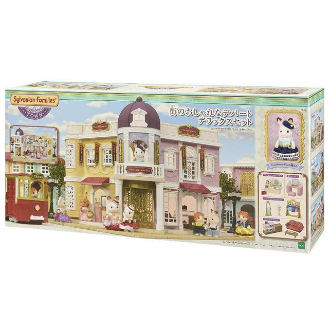 街のおしゃれなデパートシルバニア キッズ/ベビー/マタニティのおもちゃ(その他)の商品写真