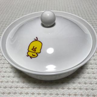 タチキチ(たち吉)のチキンラーメン  蓋付き 丼ぶり(食器)