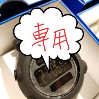 アディダス(adidas)のadidas ユニセックス 時計 未使用(腕時計)