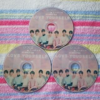 ボウダンショウネンダン(防弾少年団(BTS))の⭐️BTS⭐️LOVE YOURSELF in ソウル DVD 3枚 セット(ミュージック)