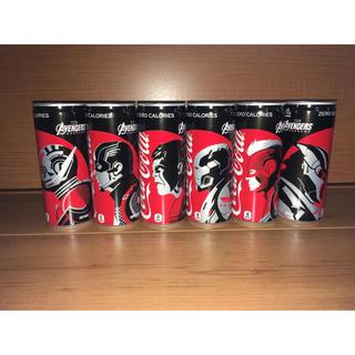 コカ・コーラ - アベンジャーズ エンドゲーム 限定パッケージ コカ コーラ ゼロ