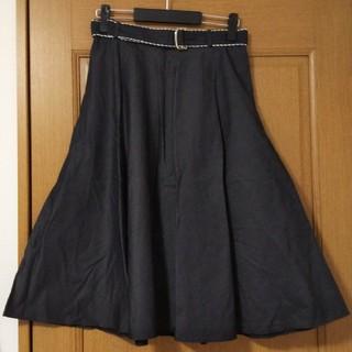 アイシービー(ICB)のフレアースカート(ひざ丈スカート)