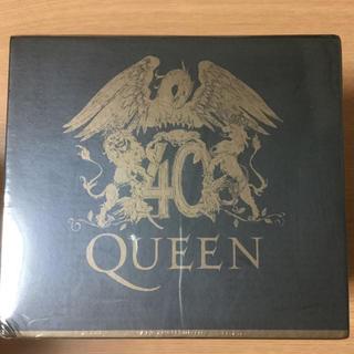 未開封 日本未発売 クイーン 40周年 限定CD(ポップス/ロック(洋楽))