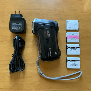 パナソニック(Panasonic)のパナソニック デジタルビデオカメラ HX-WA30(ビデオカメラ)