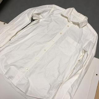 ジーユー(GU)のGU  白  シャツ(シャツ)