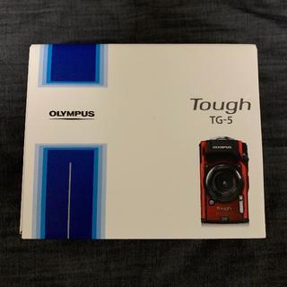 オリンパス(OLYMPUS)の新品 OLYMPUS TG-5 6台 ブラック(コンパクトデジタルカメラ)