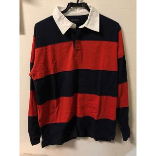 ウィゴー(WEGO)の長袖ポロシャツ ラガーシャツ(ポロシャツ)