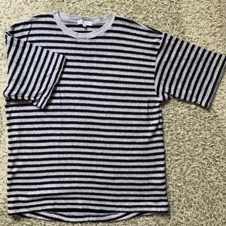 チャオパニック(Ciaopanic)のボーダー Tシャツ Ciaopanic チャオパニック(Tシャツ(半袖/袖なし))