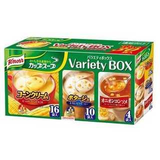 クノール カップスープ バラエティボックス 30袋入(その他)