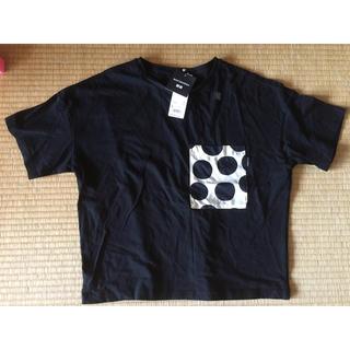 ユニクロ(UNIQLO)の新品 未使用 ユニクロ マリメッコ Tシャツ レディース (Tシャツ(半袖/袖なし))