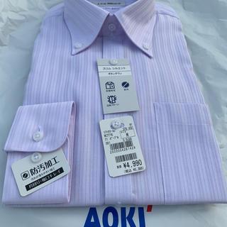 アオキ(AOKI)の高級 ワイシャツ アオキ AOKI LES MUES(シャツ)