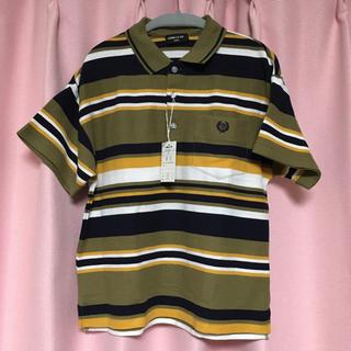 コムサイズム(COMME CA ISM)のコムサイズム 未使用新品 ポロシャツ キッズ130(Tシャツ/カットソー)