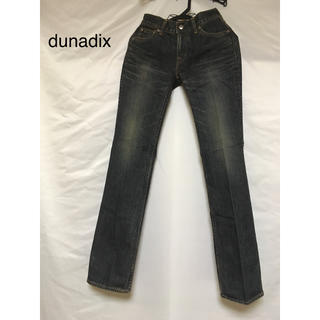 アナディス(d'un a' dix)の【タグ付き】 dunadix デニムベルボトムパンツ C-74(デニム/ジーンズ)