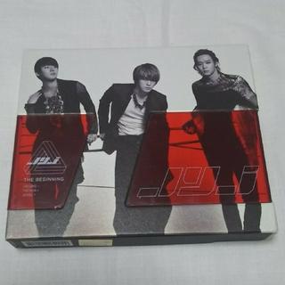 ジェイワイジェイ(JYJ)のJYJ  CD  THE  BEGINNING  (K-POP/アジア)