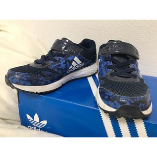 アディダス(adidas)のadidas キッズシューズ 17.5cm(スニーカー)