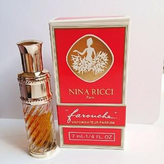 ニナリッチ(NINA RICCI)のNINA RICCI ニナリッチ 香水 7ml(香水(女性用))