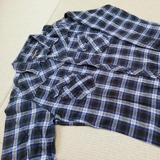 ニコル(NICOLE)のHIDEAWAYS NICOLE ハイダウェイニコル チェックシャツ(シャツ)