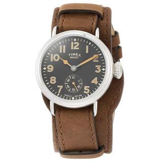 タイメックス(TIMEX)のTIMEX ミジェット 38mm ブラック TW2R45100(腕時計(アナログ))