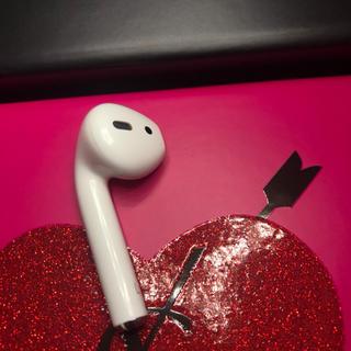 アップル(Apple)のAirPods 片耳 左耳(ヘッドフォン/イヤフォン)