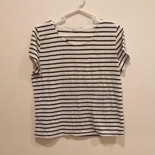 ハニーズ(HONEYS)のボーダーTシャツ トップス(Tシャツ(半袖/袖なし))