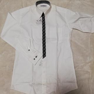 アオキ(AOKI)のオシャレ ワイシャツ ブラウス 未使用品(シャツ/ブラウス(長袖/七分))