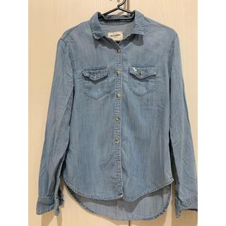 アバクロンビーアンドフィッチ(Abercrombie&Fitch)のシャツ アバクロ(シャツ/ブラウス(長袖/七分))