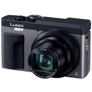 パナソニック(Panasonic)のハッピー様専用 新品☆LUMIX DC-TZ90 シルバー☆1年保証付 (コンパクトデジタルカメラ)