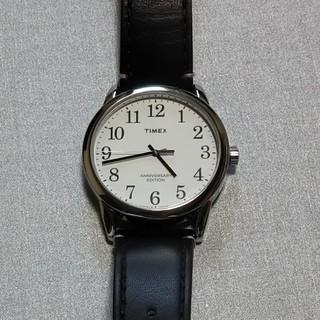 タイメックス(TIMEX)の【TIMEX】イージーリーダー 40th ホーウィンレザー(腕時計(アナログ))