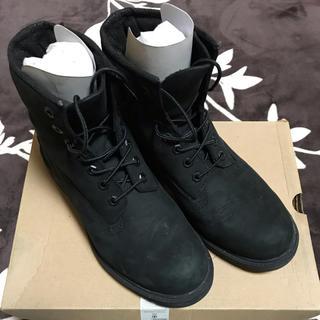 ティンバーランド(Timberland)のtimberland 靴(黒色)(ブーツ)
