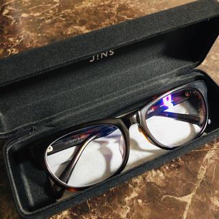 ジンズ(JINS)のメガネ JINS(サングラス/メガネ)