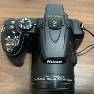 Nikon - NIKON P520
