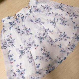 ハニーズ(HONEYS)のスカート 未使用(ひざ丈スカート)