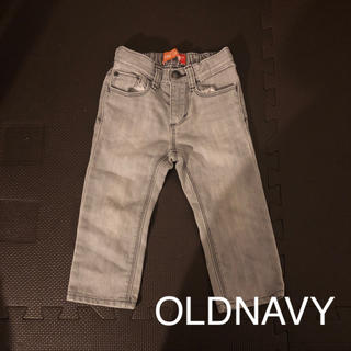 オールドネイビー(Old Navy)のOLDNAVY デニムパンツ 18〜24M グレー85cm(パンツ)