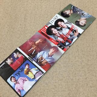 トウホウシンキ(東方神起)の東方神起 4連メモ(K-POP/アジア)
