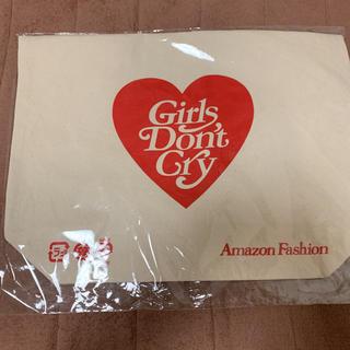 ジーディーシー(GDC)のgirls don't cry cafe トートバッグ(トートバッグ)