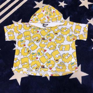 シマムラ(しまむら)のシンプソンズ 150(Tシャツ/カットソー)