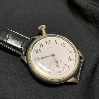 ゼニス(ZENITH)のZENITH ゼニス アンティーク ムーブメント 懐中時計 ウォッチ(腕時計(アナログ))