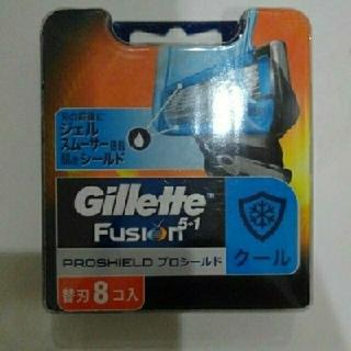 ジレ(gilet)のジレットフュージョンプロシールド替刃(メンズシェーバー)