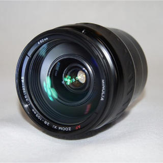 コニカミノルタ(KONICA MINOLTA)のMINOLTA AF ZOOM Xi28-105mm1:3.5-4.5Φ62mm(レンズ(ズーム))