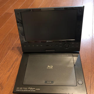 ソニー(SONY)のPortableBlu-rayDisc/DVDPlayer BDP-SX910(ブルーレイプレイヤー)