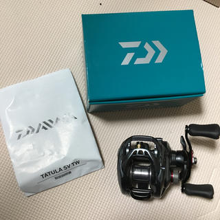 ダイワ(DAIWA)のタトゥーラSV TW 7.3R(リール)