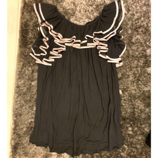 ダブルスタンダードクロージング(DOUBLE STANDARD CLOTHING)の美品・ダブルスタンダード チュニック・ワンピ(チュニック)