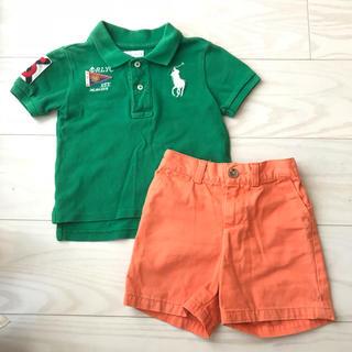 ラルフローレン(Ralph Lauren)のラルフローレン ポロシャツ パンツ(Tシャツ)