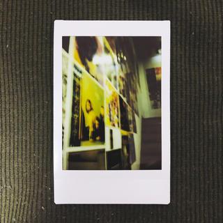 チェキ レコードジャケット(アート/写真)